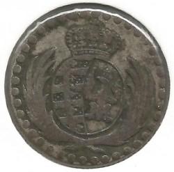 Монета > 10грошей, 1810-1813 - Польша  - reverse