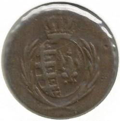 Монета > 3гроша, 1810-1814 - Польша  - reverse