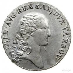 Монета > ⅓талера, 1810-1814 - Польша  - obverse