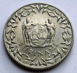 العملة > 25سنت, 1962-1986 - سورينام  - obverse
