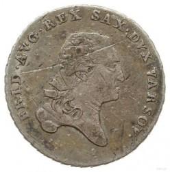Монета > ⅙талера, 1811-1814 - Польша  - obverse