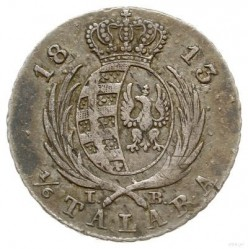 Монета > ⅙талера, 1811-1814 - Польша  - reverse