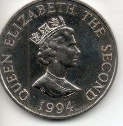 Moneda > 2libras, 1994 - Alderney  (50º Aniveresario - Día D) - obverse