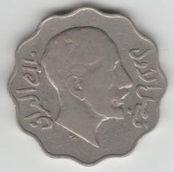 Moneda > 10fils, 1931-1933 - Irak  - obverse