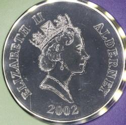 العملة > 5جنية, 2002 - آلدرني  (5th Anniversary - Death of Princess Diana) - obverse