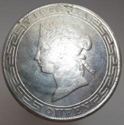 Mynt > 1dollar, 1866-1868 - Hong Kong  - obverse