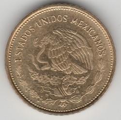 Munt > 5pesos, 1985-1988 - Mexico  - obverse
