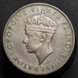 Coin > 1shilling, 1937-1946 - British East Africa  - reverse