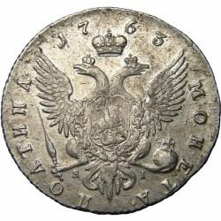 Moneda > 1poltina, 1762-1765 - Rússia  - reverse