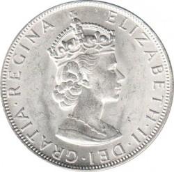 سکه > 1کرون, 1964 - برمودا  - obverse