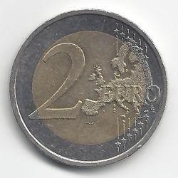 Монета > 2евро, 2012 - Словакия  (10 лет евро наличными) - reverse