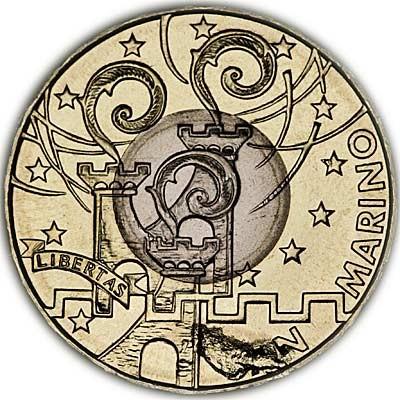 5 Euro 2017 Marco Simoncelli San Marino Münzen Wert Ucoinnet