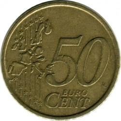 Монета > 50евроцента, 2002-2007 - Португалия  - reverse