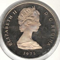 Монета > 1крона, 1975-1977 - Острови Теркс і Кайкос  - obverse