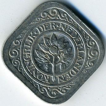 5 Cent 1913 1940 Niederlande Münzen Wert Ucoinnet