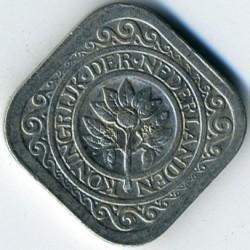 Monēta > 5centi, 1913-1940 - Nīderlande  - obverse