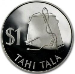 Moneda > 1dólar, 1979 - Tokelau  - reverse