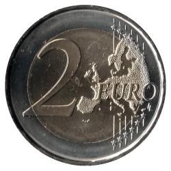 Moneda > 2euros, 2016 - Andorra  (150 Aniversario - Nueva Reforma de 1866) - reverse