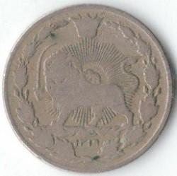 Mynt > 100dinars, 1901-1919 - Iran  - reverse