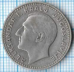 Moneta > 10dinara, 1931 - Jugoslavia  - obverse