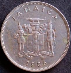 Mynt > 25cents, 1969-1990 - Jamaica  - obverse
