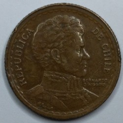 Münze > 1Peso, 1951 - Chile  - obverse