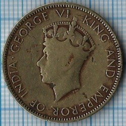 Coin > 1penny, 1937 - Jamaica  - reverse