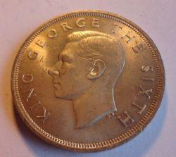 Монета > 1крона, 1949 - Новая Зеландия  - reverse