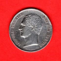 Munt > 2½franc, 1848-1849 - Belgie  - reverse