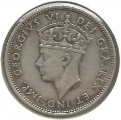 Coin > 9piastres, 1938-1940 - Cyprus  - obverse