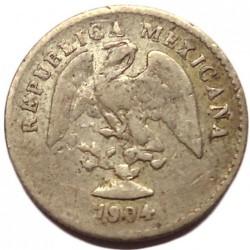 Moneta > 5centavos, 1898-1905 - Messico  - obverse