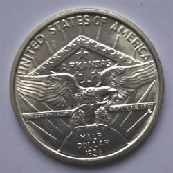 Moneta > ½dollara, 1936 - USA  (100 rocznica - Stan Arkansas, Joseph Taylor Robinson) - reverse