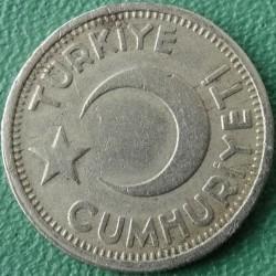 Moneta > 25kuruszy, 1944-1946 - Turcja  - obverse