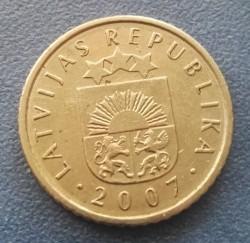 Monedă > 50santimi, 2007 - Letonia  - obverse