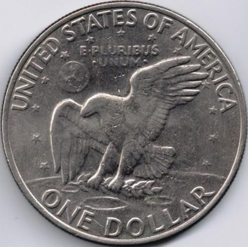 1 Dollar 1971 1978 Usa Münzen Wert Ucoinnet
