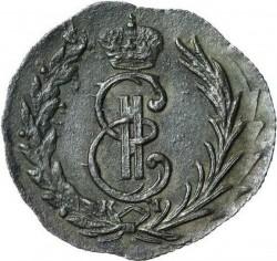 سکه > 1denga, 1766-1779 - روسیه  - obverse