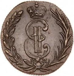 Münze > 1Denga, 1766-1779 - Russland  - obverse