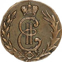 Moneta > 1denga, 1766-1779 - Rosja  - obverse
