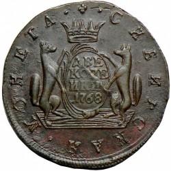 Münze > 2Kopeken, 1767-1780 - Russland  - reverse