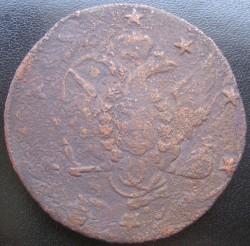 Pièce > 10kopeks, 1762 - Russie  - reverse