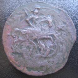 سکه > 2کوپک, 1762 - روسیه  - reverse