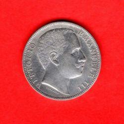 العملة > 2ليرة, 1901-1907 - إيطاليا  - obverse