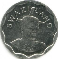 Moneta > 20centów, 2011 - Suazi  (Średnica 24 mm) - obverse