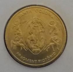 Moneda > 5céntimos, 2005-2008 - Andorra  - reverse