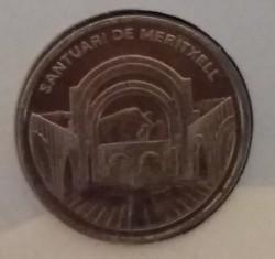 Mynt > 25cèntims, 2005-2008 - Andorra  - reverse