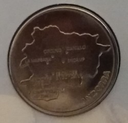 Mynt > 50cèntims, 2005-2008 - Andorra  - reverse