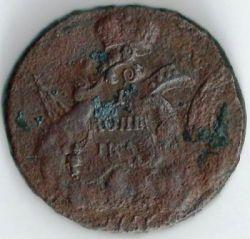 Pièce > 1kopek, 1755-1757 - Russie  - obverse