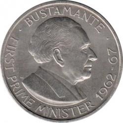 Mynt > 1dollar, 1969-1970 - Jamaica  - reverse