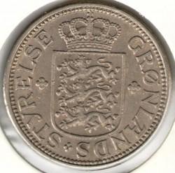 Монета > 25ере, 1926 - Гренландія  (Кругла без отвору) - obverse