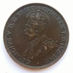 錢幣 > 1/24先令, 1923-1926 - 澤西  - obverse